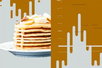 קטע קריאה באנגלית המתאים לכיתות ה-ו Pancake Party
