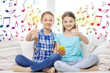 15 שירים באנגלית לילדים